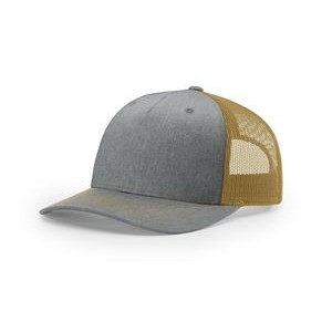 Richardson� five-panel trucker